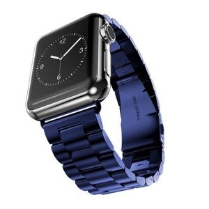 Band Compatible with Apple Watch Stainless Steel